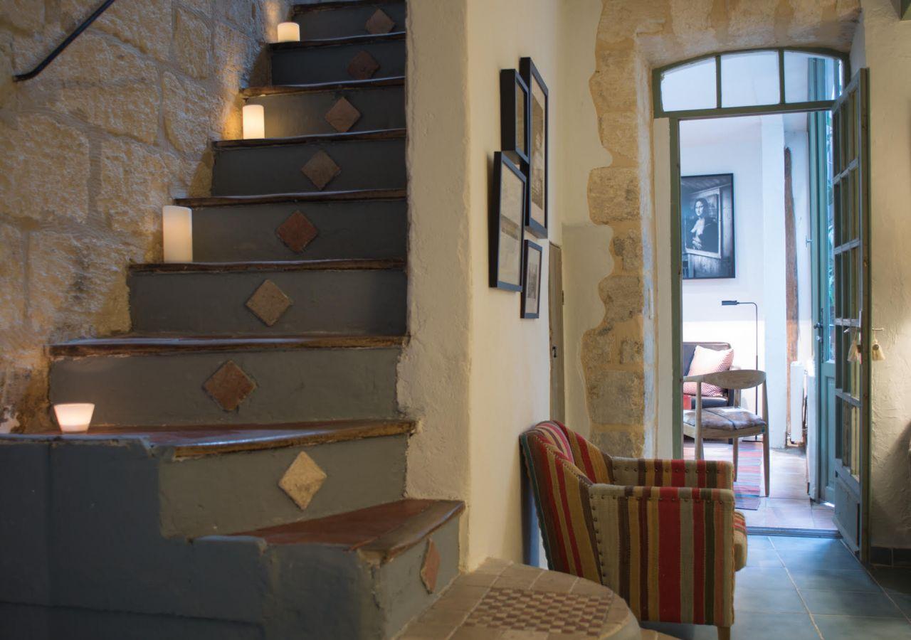 Chambres d\'hôtes de charme dans le centre d\'Avignon